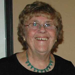 Elaine Branjord, retired nurse, Co-Coordinator of Community Organizers